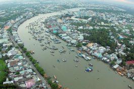Nâng cao chất lượng không khí cho thành phố Cần Thơ