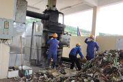 Hệ thống thu gom xử lý chất thải