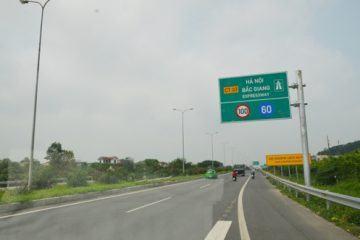 Gói thầu tư vấn TV.08: Tư vấn và quản lý quan trắc giám sát môi trường BOT Hà Nội – Bắc Giang