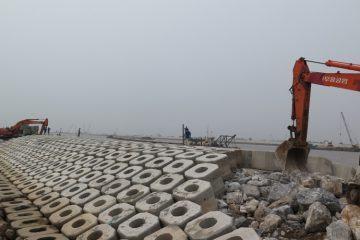 Quan trắc và giám sát môi trường – Dự án: Công trình luồng qua cửa Lạch Giang – Nam Định