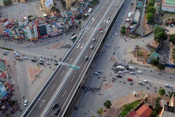 Quan Trắc và giám sát môi trường – Gói thầu số 4: Xây dựng nút giao Trung Hòa hoàn chỉnh